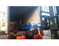 Calin Supply Heavy duty pallet racking to Thailand.