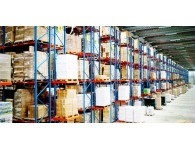 Calin win the bidding of warehouse storage system for Shanghai fire-fighting and Rescue Corp.