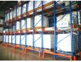 Cold Storage Pallet Shuttle System