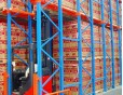 Drive in Heavy Duty Pallet Rack for food industry