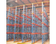 DRIVE IN Racking system Design Analysis