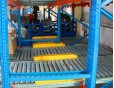 China manufactured Heavy duty Pallet flow rack