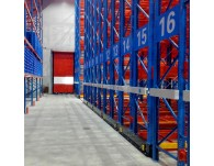 Shanghai Calin is awarded the Mobile Racking Project for SGM parts storage warehouse