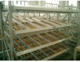 Carton flow rack, flow racks