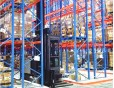 VNA Pallet rack, VNA  racking for man up forklift operation