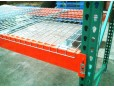 Wire mesh decking, mesh panel, wire deck